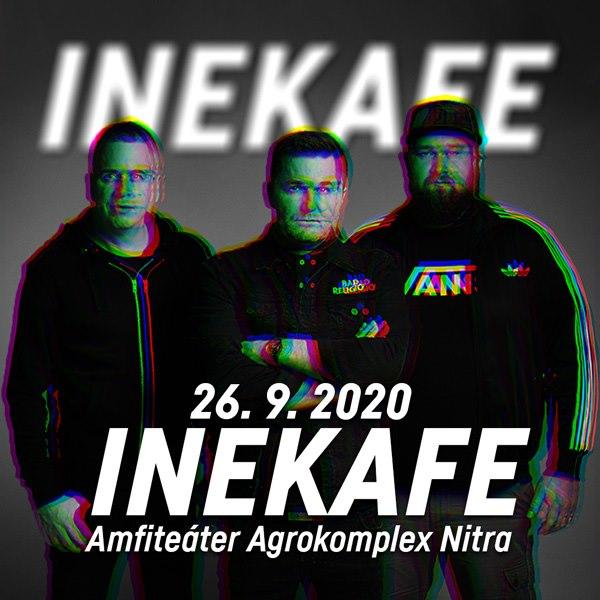 Inekafe - Leto 2020 Tour Nitra Agrokomplex