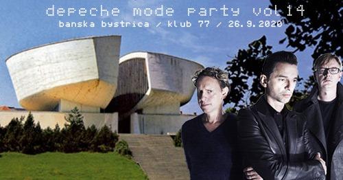 Depeche Mode Party vol. 14 - Banská Bystrica