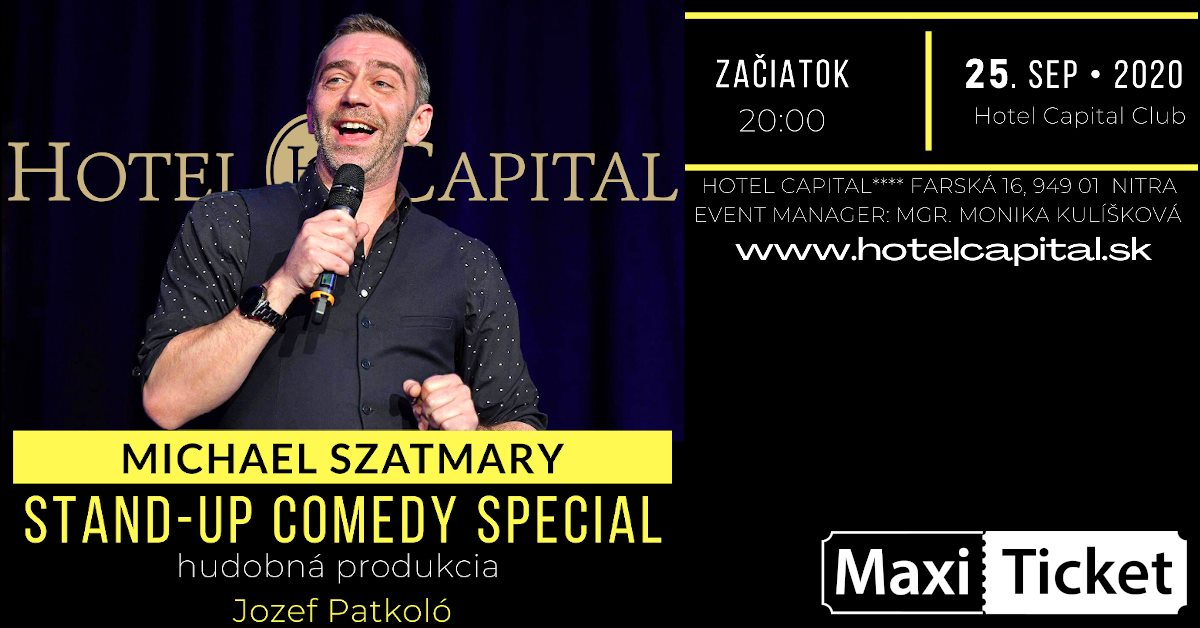 Michael Szatmary Stand-up Comedy Special /NR