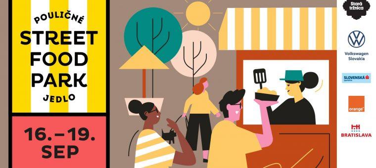 Street Food Park vol. 42 Námestie Nežnej Revolúcie