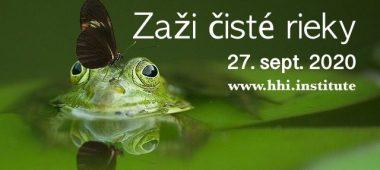 Zaži čisté rieky - Hornád Košice