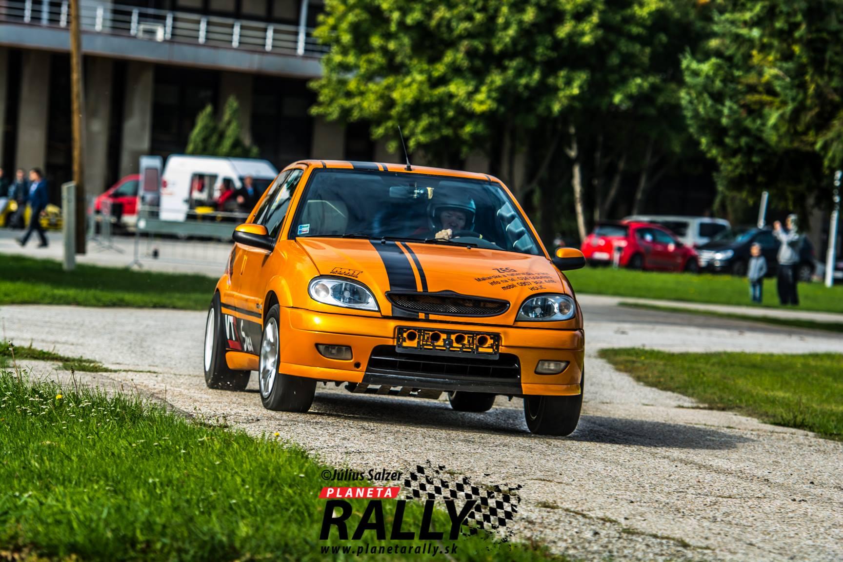Auto Slalom Show Cup 2020 - Nitra 8.kolo