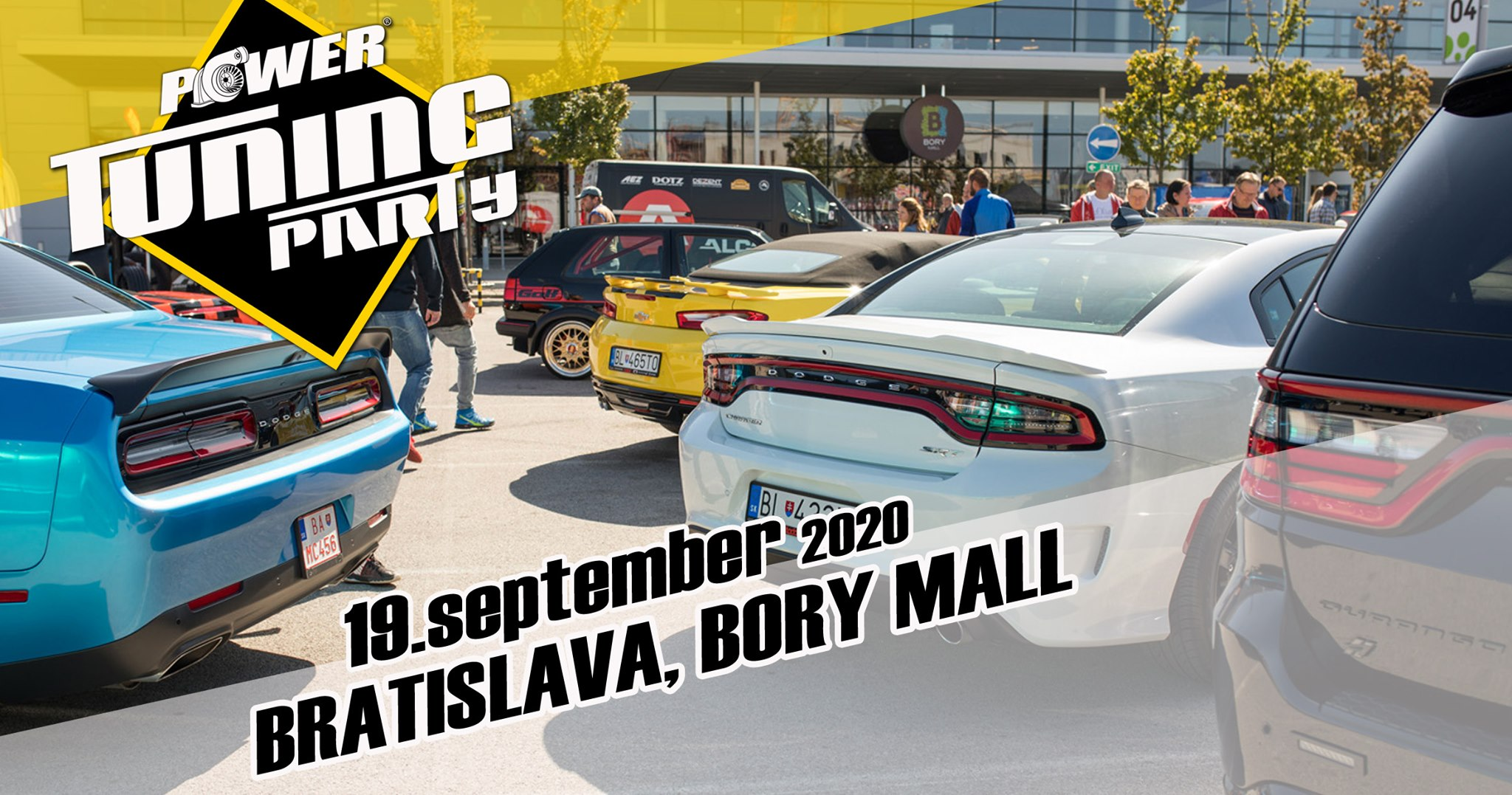 POWER Tuning party Bory Mall