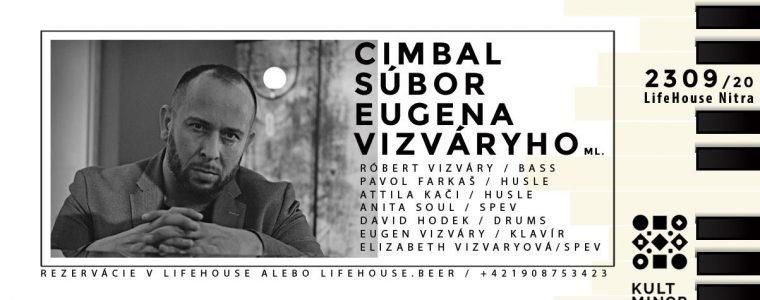 Cimbal súbor Eugena Vizváryho ml. LifeHouse