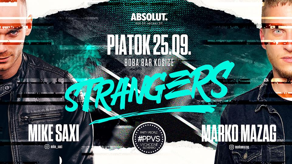 STRANGERS 25.9. / Boba Bar