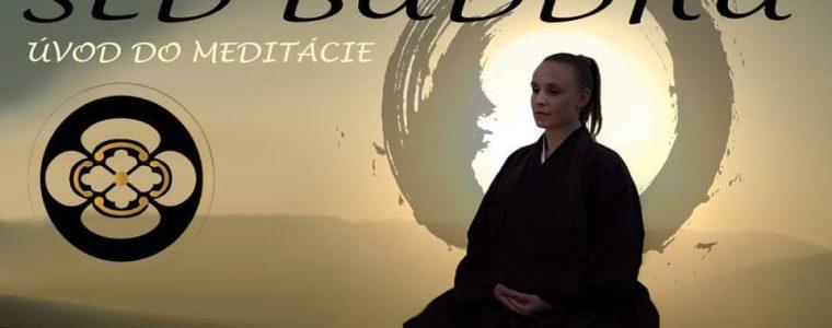 Úvod do meditácie - sed Buddhu v Košiciach