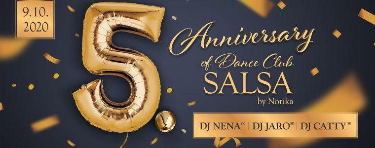 Výročná párty SbN Salsa by Norika