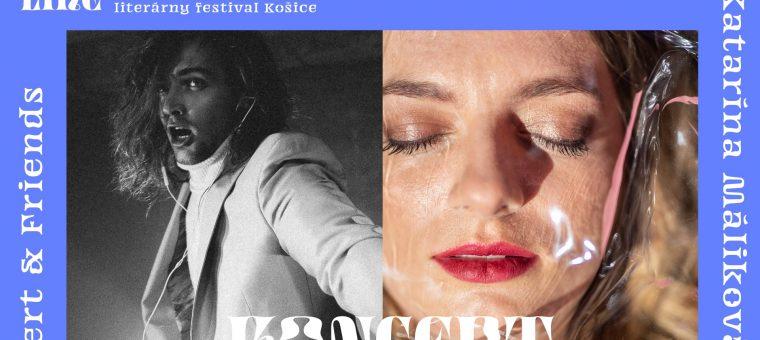 Katarína Máliková + Bert & Friends Tabačka Kulturfabrik