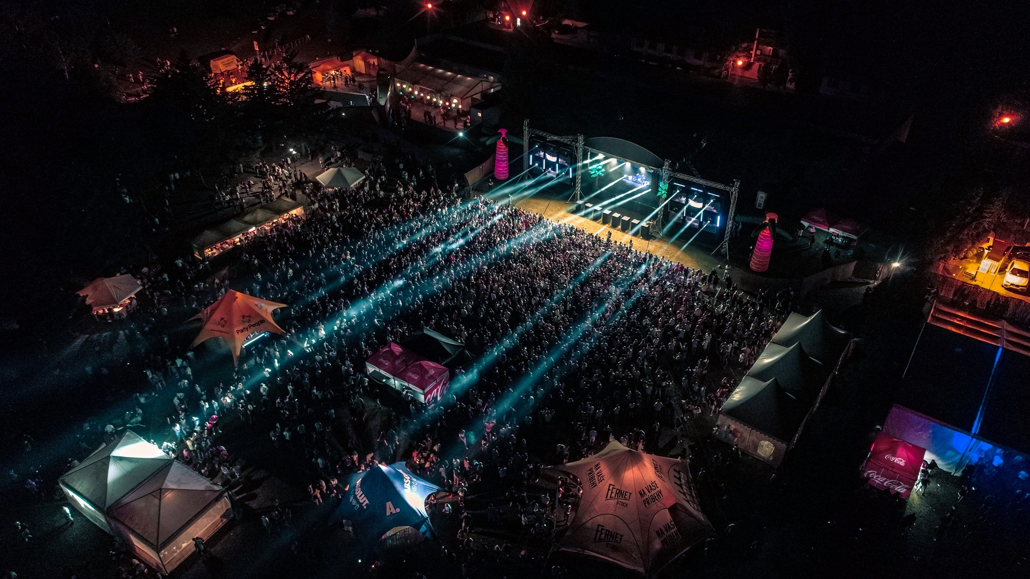 IBIZA PARTY 2020 open air Edison Summer Park - Bratislava