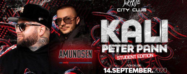 KALI & PETER PANN / Student Edition SURPRISE