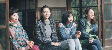 Naša malá sestra / r. Hirokazu Kore'eda / 2015 /