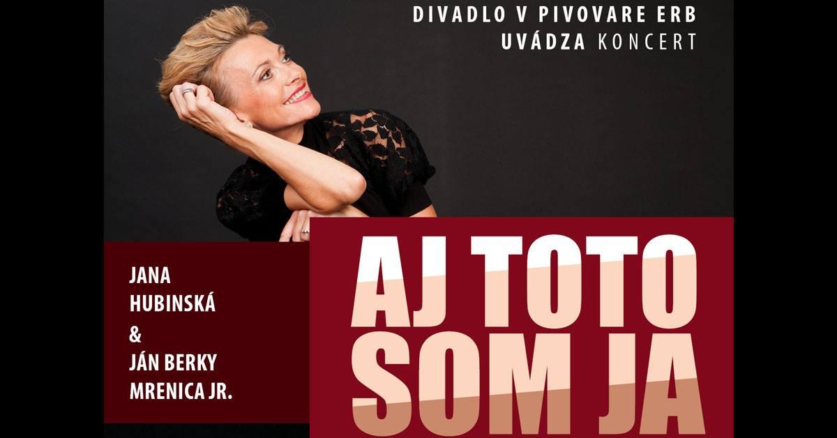 AJ TOTO SOM JA - Koncert Pivovar ERB