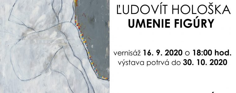 Vernisáž výstavy / Ľudovít Hološka