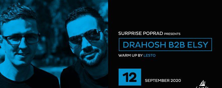 Drahosh B2B Elsy at Surprise Poprad, 12.9.2020
