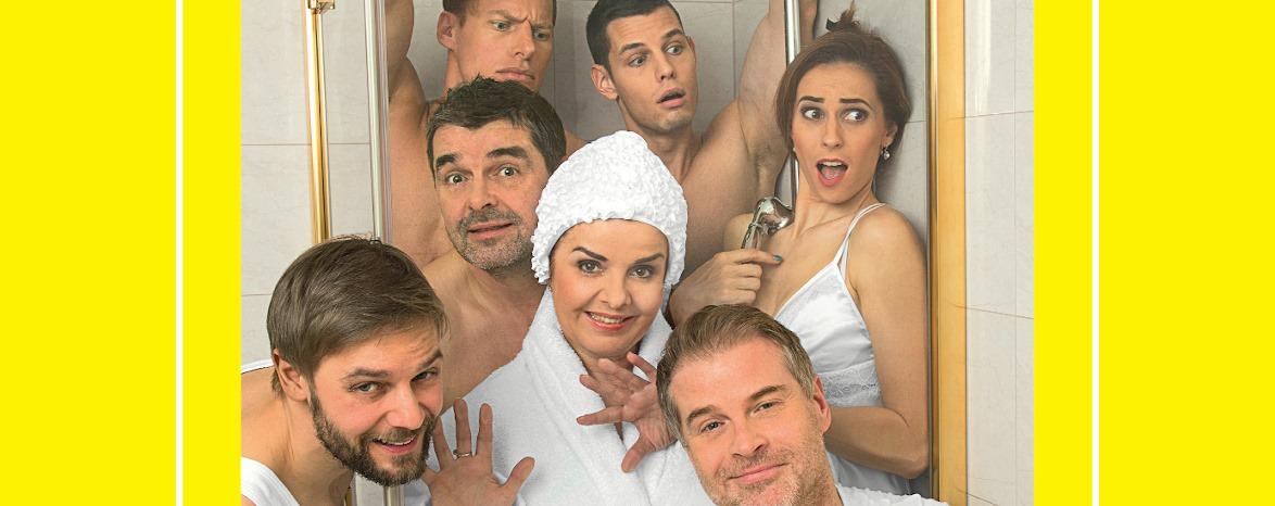 Horúca sprcha Mestská kultúra v B. Štiavnici