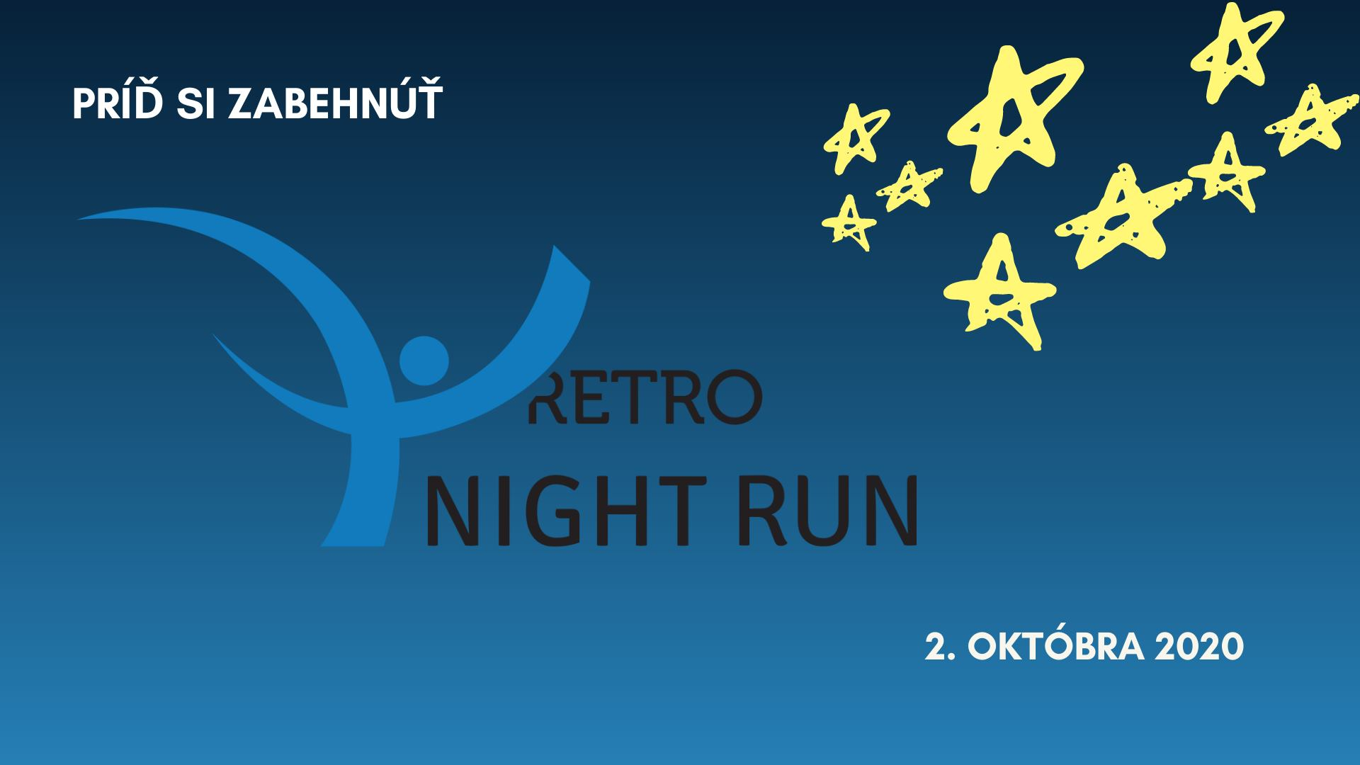 RETRO NIGHT RUN 2020