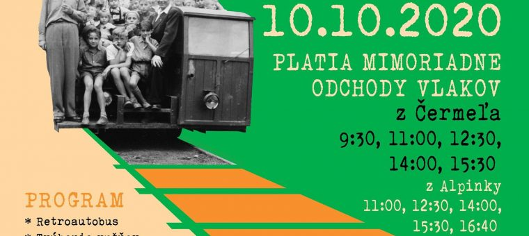 Deň železnice Košice