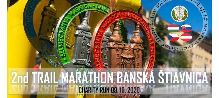 2nd Trail Marathon Banská Štiavnica