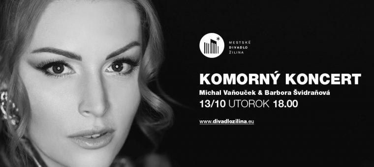 Komorný koncert / Barbora Švidraňová & Michal Vaňouček
