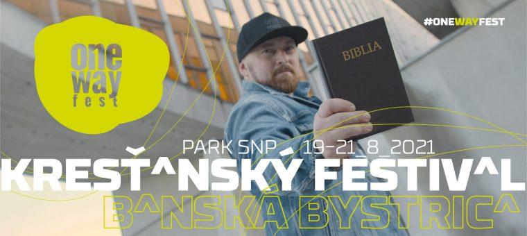 One Way Fest Banská Bystrica