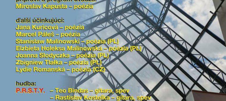 Ars Poetica Neosoliensis Cikkerova Sieň, Banská Bystrica