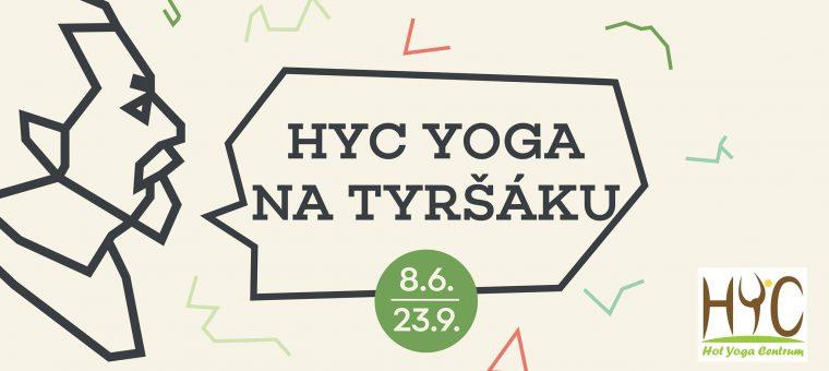 HYC Yoga na Tyršáku