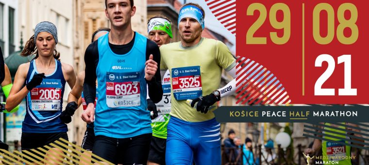 Košice Peace Half Marathon 2021