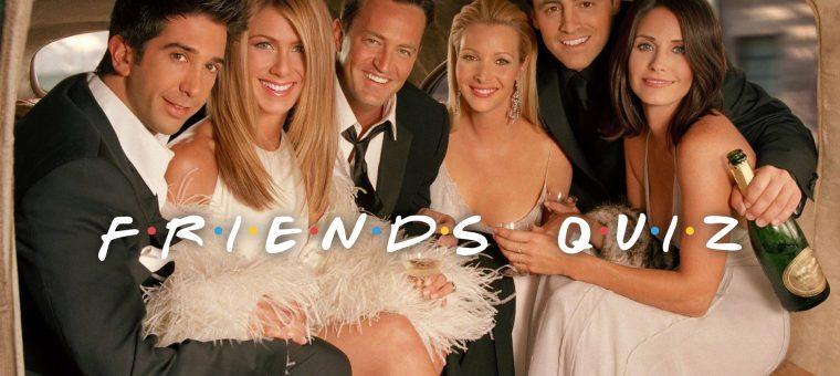 Friends Quiz | KC Dunaj~ KC Dunaj