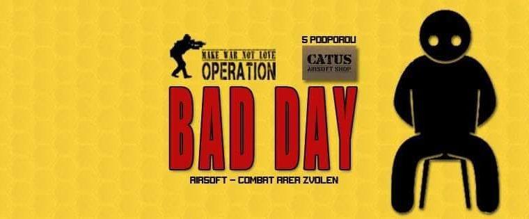 Operation BAD DAY Combat Arena Zvolen