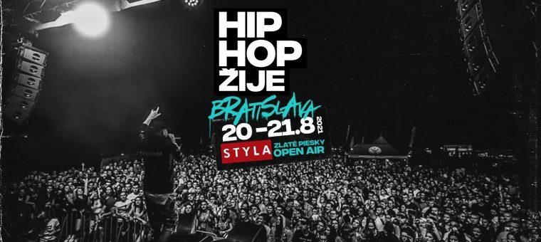 Hip Hop Žije - Bratislava 2021 Studená 4/18496